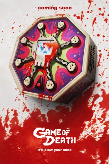 Game of Death Affiche