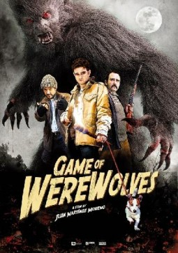 Game of werewolves Affiche