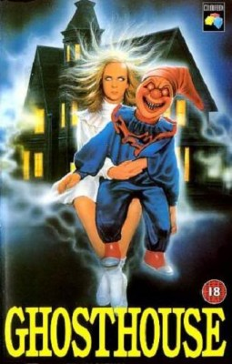 Ghost House Affiche