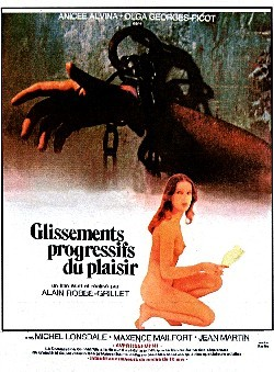 Glissements progressifs du plaisir Affiche