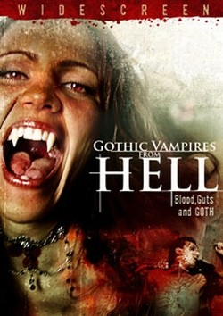 Gothic Vampires From Hell : Battle of the Hands Affiche
