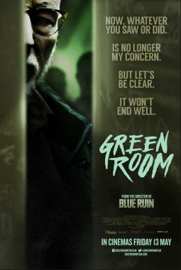 Green Room Affiche