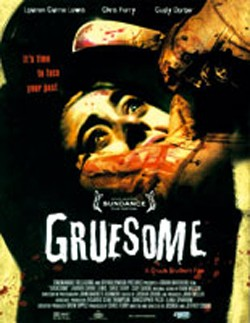 Gruesome Affiche
