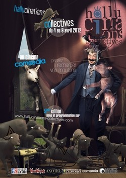 Hallucinations Collectives 2012 Affiche