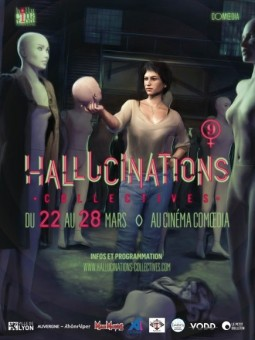 Hallucinations collectives 2016 Affiche