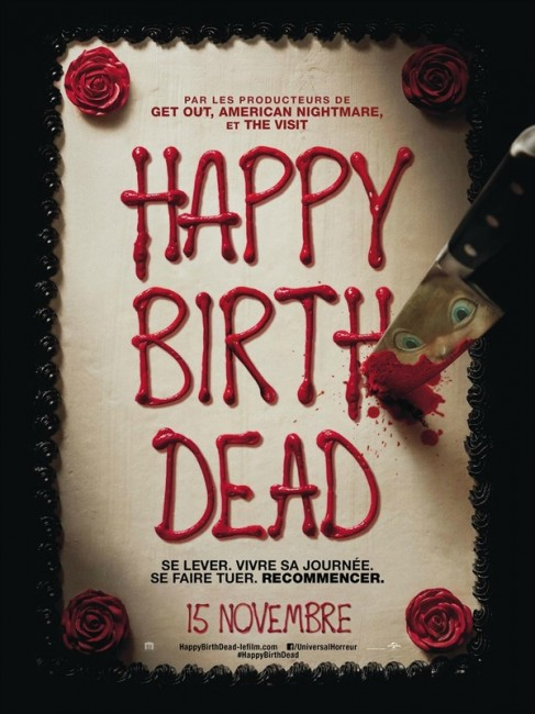 Happy Birthdead Affiche