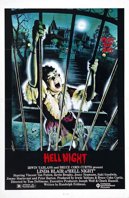 Hell Night (Une nuit infernale) Affiche
