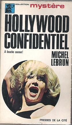 Hollywood Confidentiel Affiche