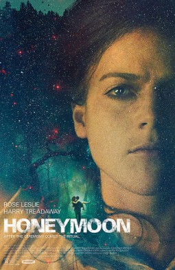 Honeymoon Affiche