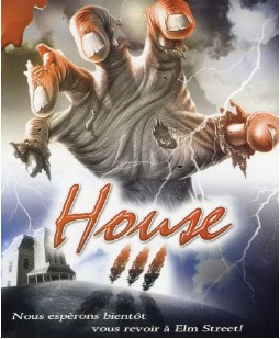 House 3 Affiche