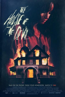 House of the devil Affiche