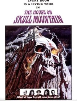 House on Skull Mountain Affiche