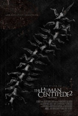 Human Centipede II : full sequence Affiche