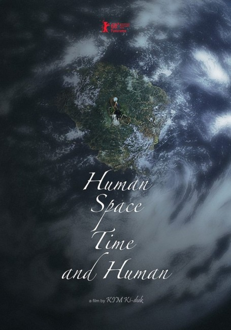 Human, time, space, and Human Affiche
