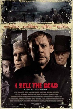 I Sell the Dead Affiche