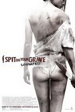 I Spit On Your Grave Affiche