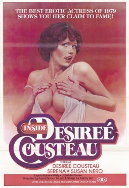 Inside Desiree Cousteau Affiche