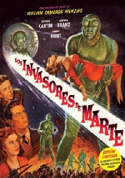 Invaders from Mars Affiche