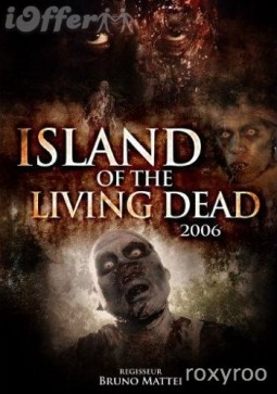 Island Of The Living Dead Affiche
