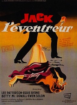 Jack lEventreur Affiche
