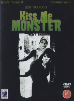Kiss Me Monster Affiche