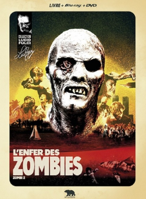 L'enfer des zombies Affiche