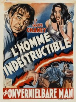 L'Indestructible Affiche