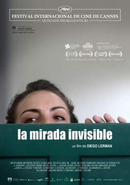 l'oeil invisible Affiche