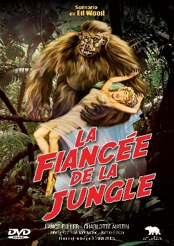 La fiancée de la jungle Affiche