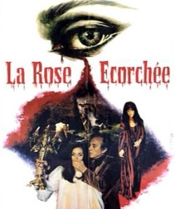 La Rose Ecorch�e Affiche