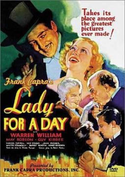 Lady For A Day Affiche