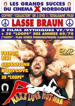 Lasse Braun : French Blue / Sensations / Body Love Affiche