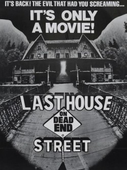 Last House on Dead End Street Affiche