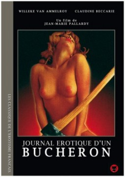 Le journal �rotique d'un b�cheron Affiche