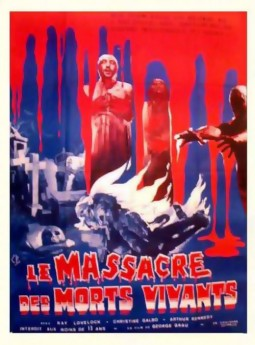 Le massacre des morts-vivants Affiche