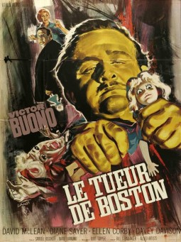 Le tueur de Boston Affiche