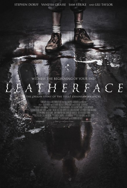 Leatherface Affiche