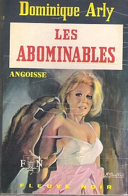 Les Abominables Affiche