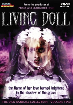 Living Doll Affiche
