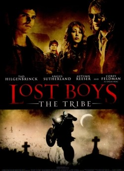 Lost Boys: The Tribe Affiche