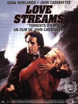 Love streams Affiche