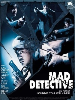 Mad Detective Affiche