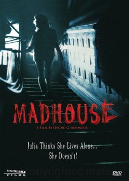 Madhouse Affiche