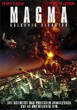 Magma : Volcanic Disaster Affiche
