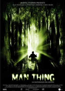 Man-Thing Affiche