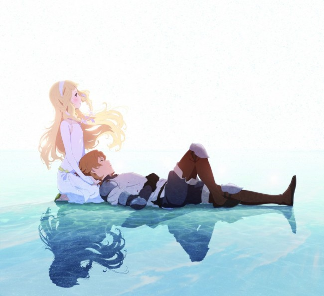 Maquia : when the Promised Flower Blooms Affiche