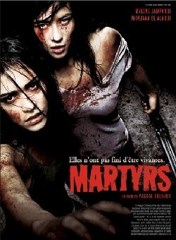 Martyrs Affiche