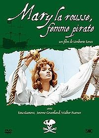 Mary la rousse, femme pirate Affiche