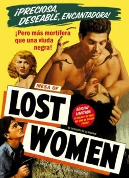 Mesa of Lost Women Affiche