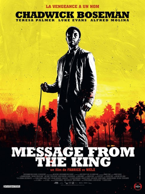 Message from the King Affiche